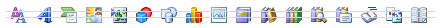 16x16 Office Toolbar Icons