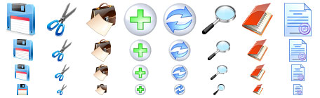 Small PNG Icons
